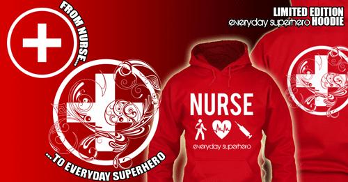 Nurse Hoodie